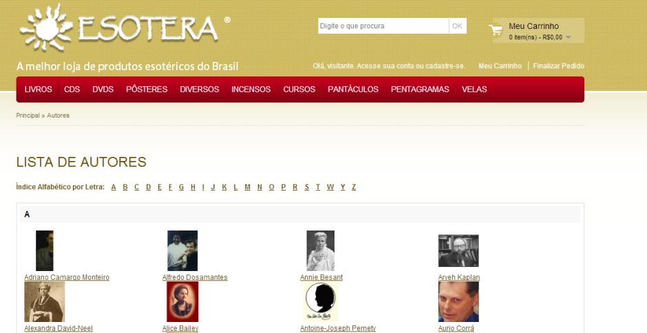 esotera-autores